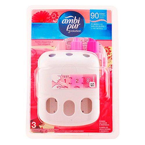 Ambi Pur 3Volution Deodorante per Ambienti e Ricambio - 1 Pezzo