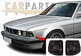 Carparts-Online 12052 Schwarze Blinker - Paar
