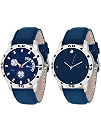 On Time Octus Combo Of 2 Analog Watch For Boys And Mens- OT-205-210