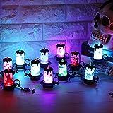Best Asa regalo para los novios - TAOtTAO - Juego de 12 Velas LED para Review