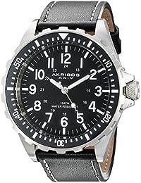 Akribos AK690BK - Reloj para hombres