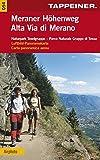 WAKA054 Wanderkarte Meraner Höhenweg (Kombinierte Sommer-Wanderkarten Südtirol)