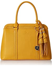 Diana Korr Layla Women's Shoulder Bag (Yellow) (DK21YEL)