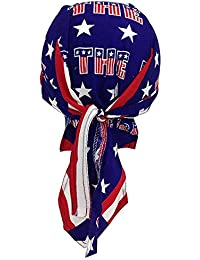 Rocker Bandana Cap - The United States of America