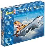 Revell - Maqueta Lockheed Martin F-16 MLU TigerMeet, Escala 1:144  (03971)