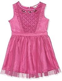 Uttam Boutique Girl's Lace Frill Dress