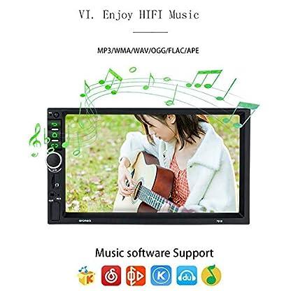 TOOGOO-2-Din-Android-81-Auto-Radio-7-Zoll-GPS-Navi-MP5-Spieler-Doppel-WiFi-Quad-Core-BT-mit-Kamera-7918