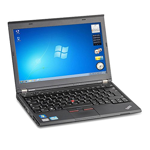 Lenovo ThinkPad X230 Notebook (Intel i5 2.6GHz, 12.5 Zoll, 4GB RAM, 320GB HDD, WXGA, UMTS, Windows 7)