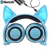Best Orecchie Bluetooth cuffia su - Bluetooth MIC Cuffie Wireless Ricaricabili Forma Dell'orecchio Del Review