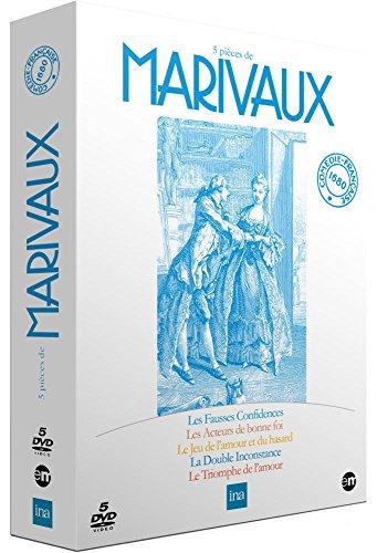 5-pieces-de-marivaux-francia-dvd