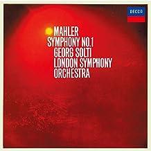 Mahler:Symphony No.1'der Tit [Import allemand]