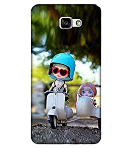 CHAPLOOS Designer Back Cover For Samsung Galaxy A9 Pro