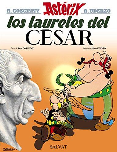 Los laureles del César (Castellano - A Partir De 10 Años - Astérix - La Colección Clásica)