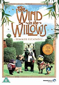 Wind In The Willows - Summer [DVD]