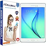 #10: CELLBELL® Tempered Glass Screen Protector For Samsung Galaxy Tab A(8.0