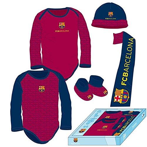 Set para bebé del FC Barcelona