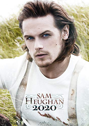 Sam Heughan 2020 Calendar - Outlander par Sam Heughan