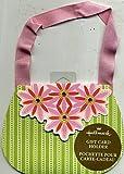 Hallmark Green and Pink Purse Gift Card Holder