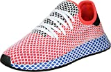 adidas Herren Deerupt Runner Gymnastikschuhe, Rot (Solar Red/Solar Red/Bluebird)...