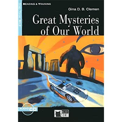 Great Mysteries of Our World (1CD audio)