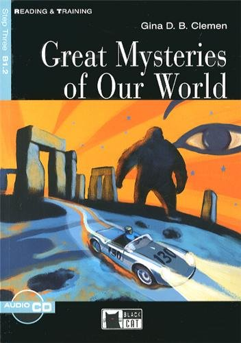 RT.GREAT MYSTERIES WORLD+CD