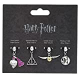 Offiziellen Harry Potter 4 Stück Multi Slider Armband Charm-Set - Plattform Snitch