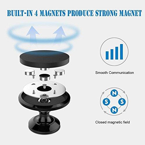 Zoom IMG-2 suprbird supporto auto smartphone magnetico