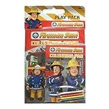 Feuerwehrmann Sam Ausmalbücher Set Malbücher