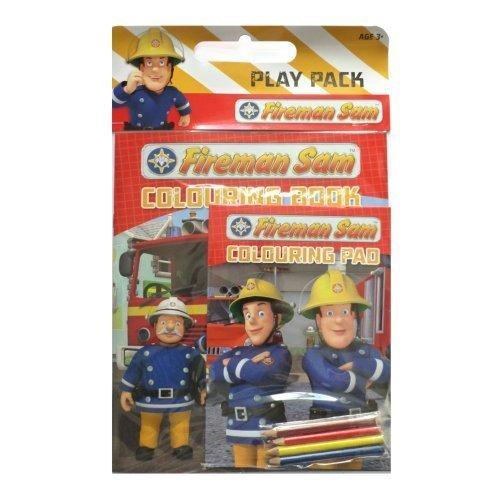 Fireman Sam Livre a colorier