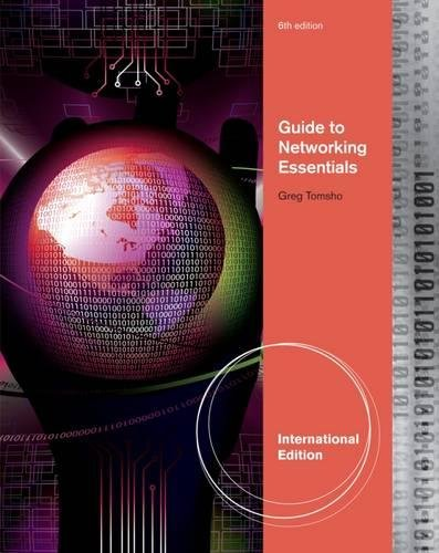 Guide to Networking Essentials, International Edition