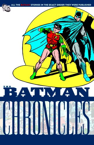 The Batman Chronicles (9)