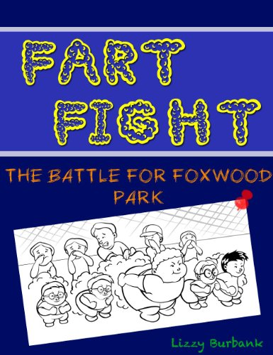 Fart Fight: The Battle for Foxwoods Park (English Edition)