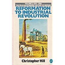 Reformation to Industrial Revolution