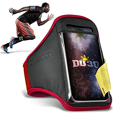 Wileyfox Storm Armband Case - Adjustable Water Resistant Sports Running