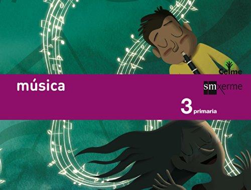 Música. 3 Primaria. Celme - 9788498544138