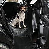 TIROL Pet Dog Seat Cover Mat Car Back Seat Protector Hammock; Pet Seat Cover Car Suv Van Waterproof Convertible Hammock Back Seat Cover Cushion