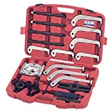Coupe Outils Pro Multi Fonction Gear hydraulique Extracteur et séparateur de roulement de