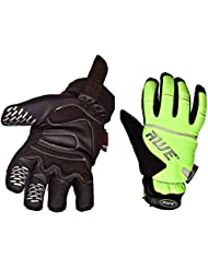AWE® AWEVizTM Thinsulate 3 m Scotchlite Alta visibilidad invierno guantes Neon Small
