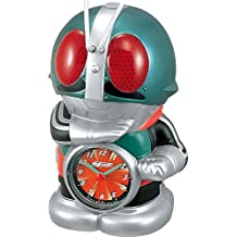 Citizen Kamen Rider Talking Alarm Clock