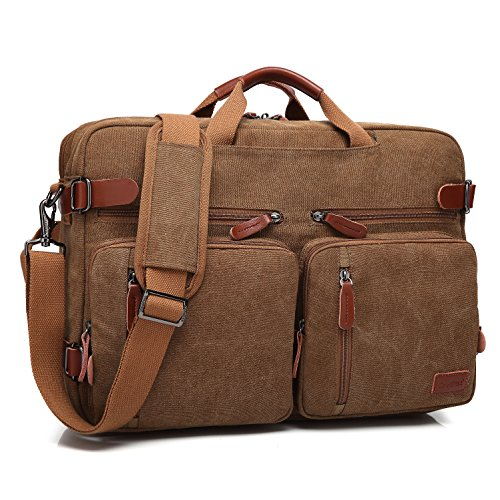 Coolbell maletin portatiles Hombro Convertible Mochila