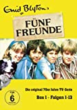 Enid Blyton - Fünf Freunde Box 1, Folgen 01-13 [3 DVDs]