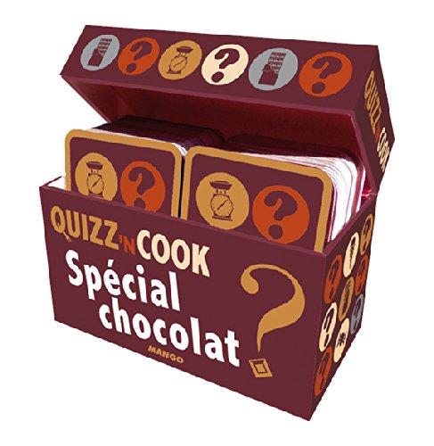 QUIZZ'NCOOK - Spcial Chocolat