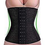#6: Luvina Women Slimming Corset High Waist Abdomen Hip Body Control Shaper Underwear Xl/Xxl/Xxxl (Xl)