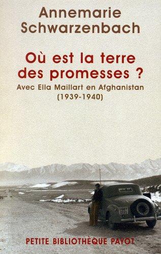Où est la terre des promesses ?