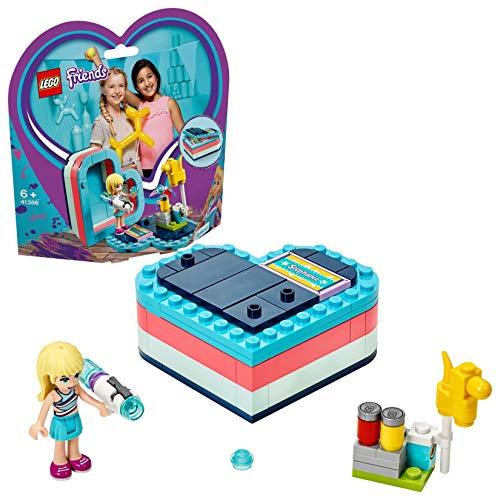 LEGOFriends 41386 -Stephanies Sommer-Herzbox, Bauset