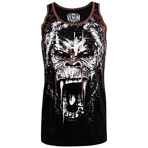 Venum uomo Gorilla Tank top, Uomo, Gorilla, Black, M