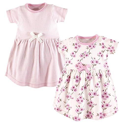 Kinderkleidung Yanhoo Kleinkind Kinder Baby MäDchen TüLl Tops T-Shirt Blume Flare Hose Outfit Kleidung Netzoberteil + Weiß Schlaghose 2 StüCk Babybekleidung für Mädchen