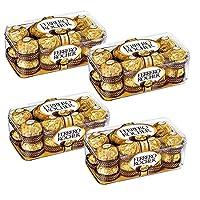 Ferrero Rocher Chocolate 16 Pieces (Pack of 4)