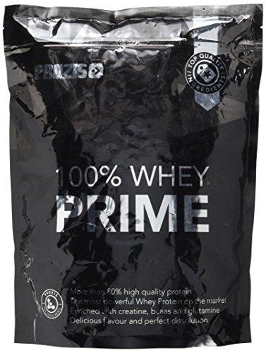 Prozis 100% Whey Prime 2.0 1000 g Erdbeer-Banane (Protein Whey Verstärkt)
