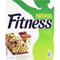 Nestlé Fitness Barritas De Cereales Chocolate Avellana 141G